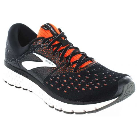 Brooks Glycérine 16 Noir Orange