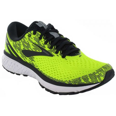 Brooks Ghost 11 Yellow