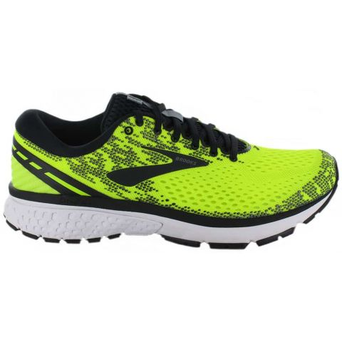 Zapatillas Running Hombre - Brooks Ghost 11 Amarillo amarillo Zapatillas Running