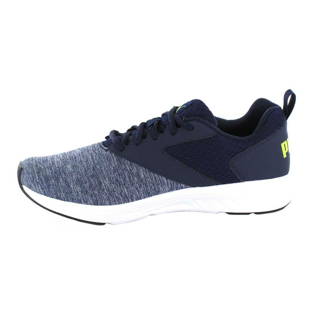Puma NRGY Comet Blue - Running Man Sneakers