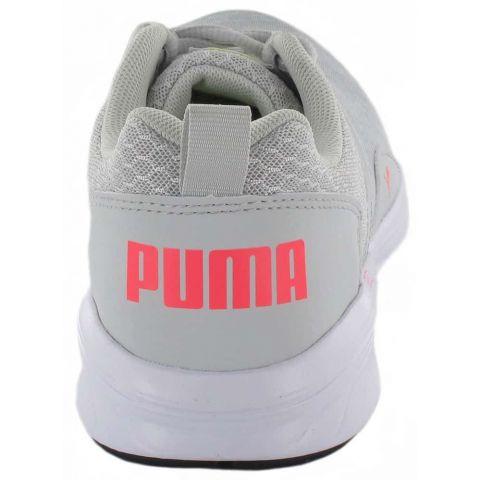 Puma NRGY Comet W Gris Puma Zapatillas Running Mujer Zapatillas Running Tallas: 36, 37, 38, 39, 40, 41; Color: gris