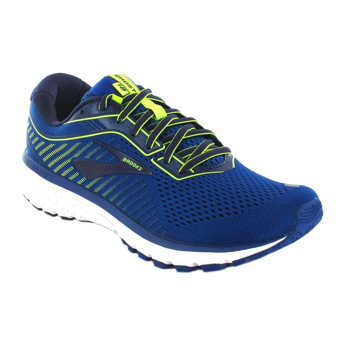 Brooks Ghost 12 Azul Brooks Zapatillas Running Hombre Zapatillas Running Tallas: 42, 42,5, 43, 44, 44,5, 45; Color: azul