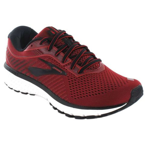 Brooks Ghost 12 Grenat