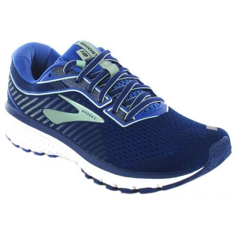Brooks Ghost 12 Bleu W