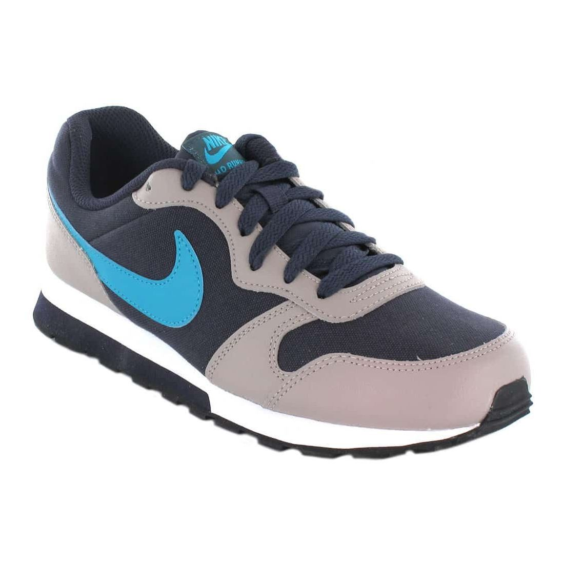 Nike MD Runner 2 GS 017 Nike Casual Footwear Lifestyle Junior Sizes: 36, 37,5, 38, 39, 40; Color: navy blue