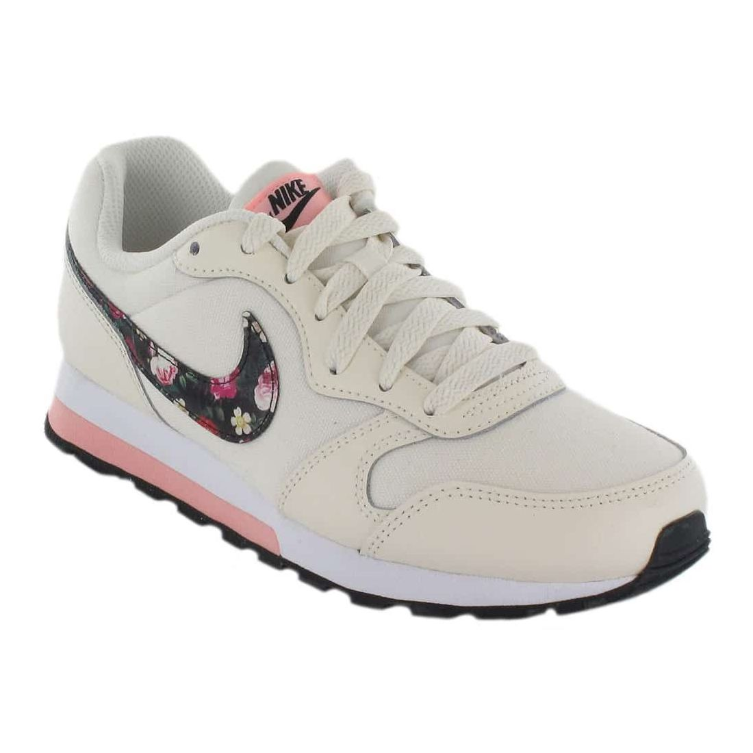 Nike MD Runner 2 VF GS Nike Casual Footwear Lifestyle Junior Sizes: 35,5, 36,5, 37,5, 38, 38,5; Color: beige