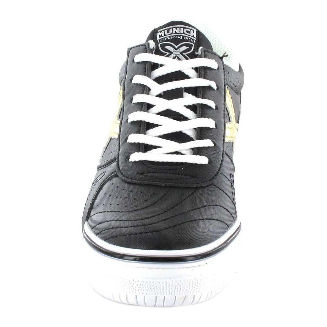 Munich G3 Black Kid - Casual Shoe Junior