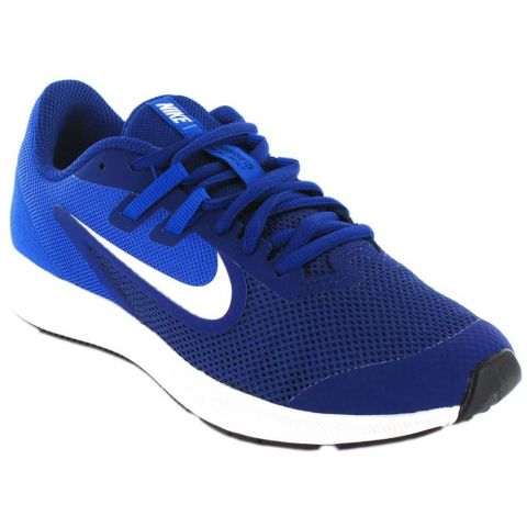 Nike Downshifter 9 GS 400 Nike Zapatillas Running Niño Zapatillas Running Tallas: 36, 37,5, 38, 39, 40; Color: azul