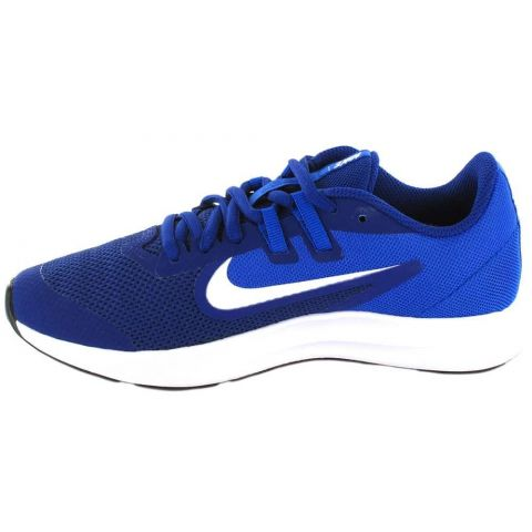 Nike Downshifter 9 GS 400 Nike Running Shoes Child running Shoes Running Sizes: 36, 37,5, 38, 39, 40; Color: blue