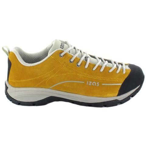 Izas Zorge Gold Honey Izas running Shoes Trekking Mens Footwear Mountain Carvings: 42, 43, 44, 40, 41; Color: gold
