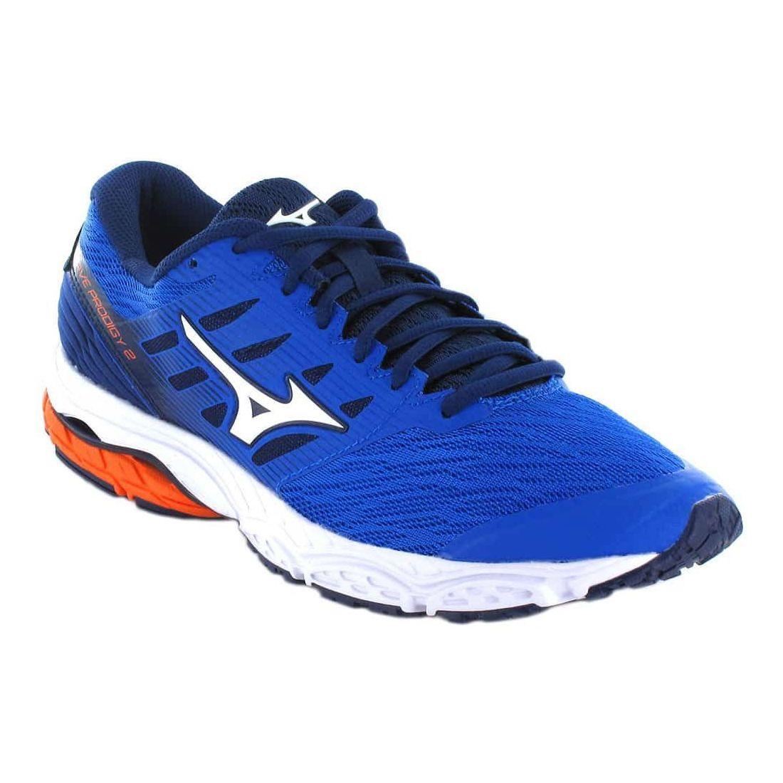 Mizuno Wave Prodigy 2 Azul - Zapatillas Running Hombre