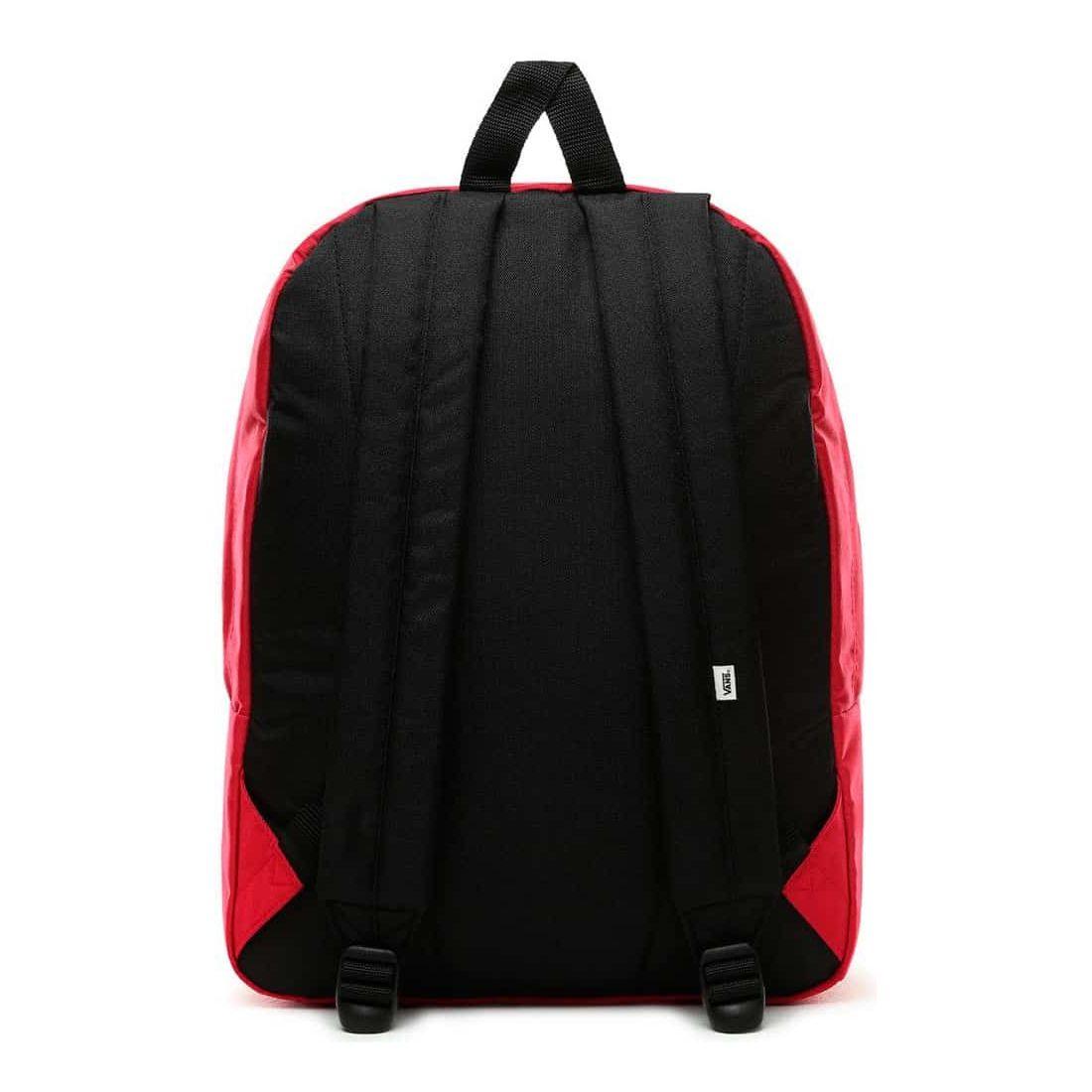 Vans Realm Cherry Vans Backpacks - Bags Running Color: red