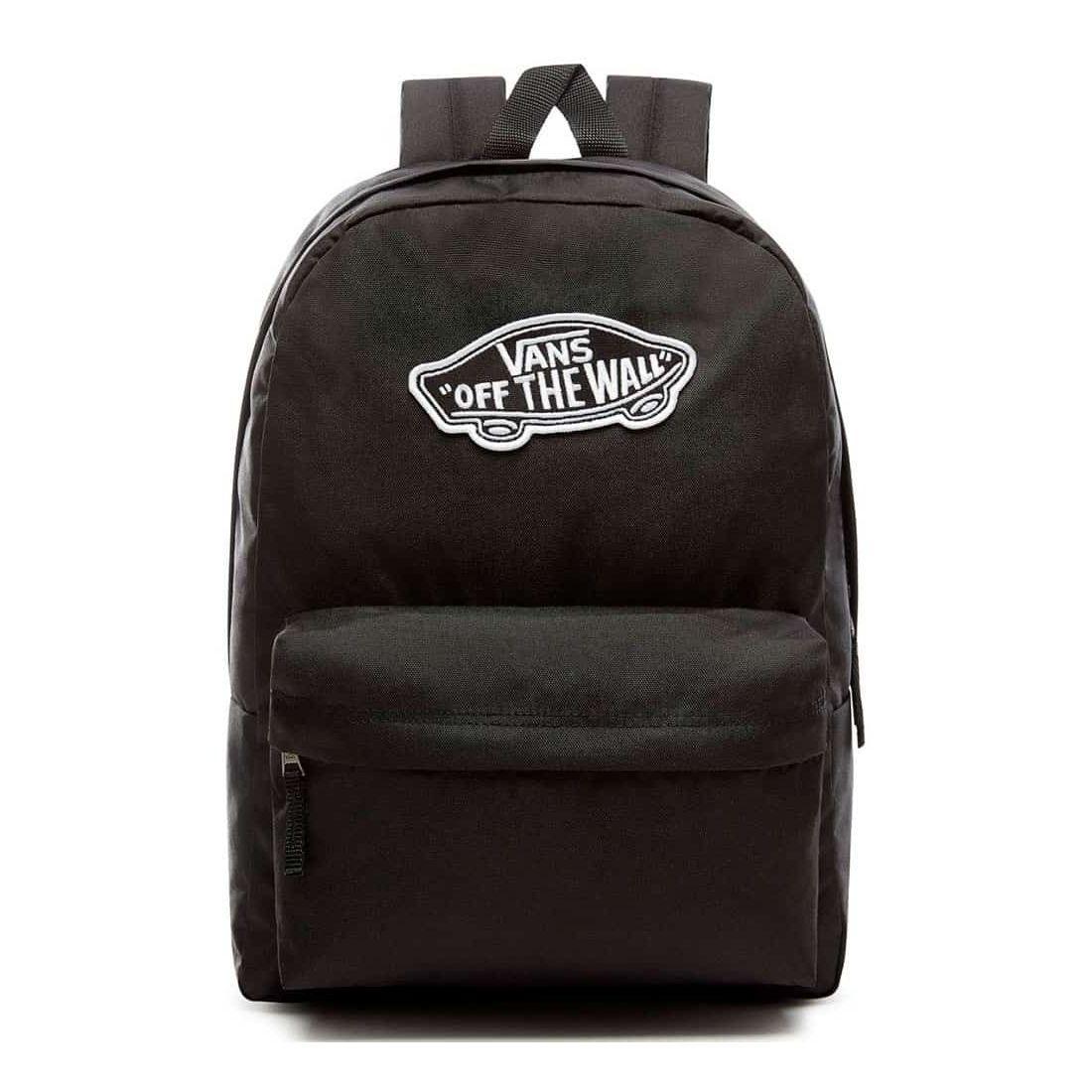 Vans Realm Black - Backpacks-Bags