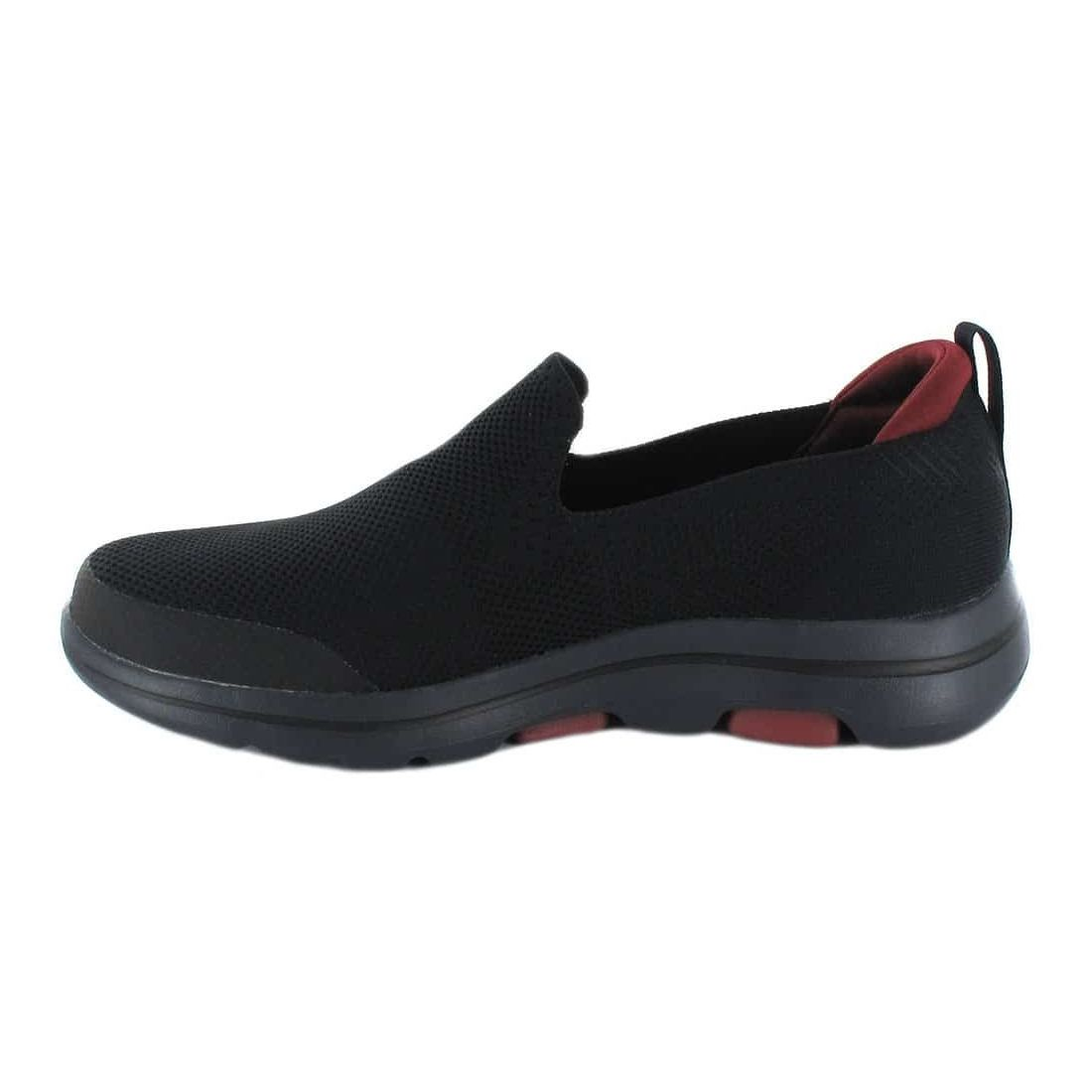 Skechers GOwalk 5 Noir Skechers Chaussures Casual Homme Lifestyle Tailles: 41, 42, 43, 44, 45, 46; Couleur: noir