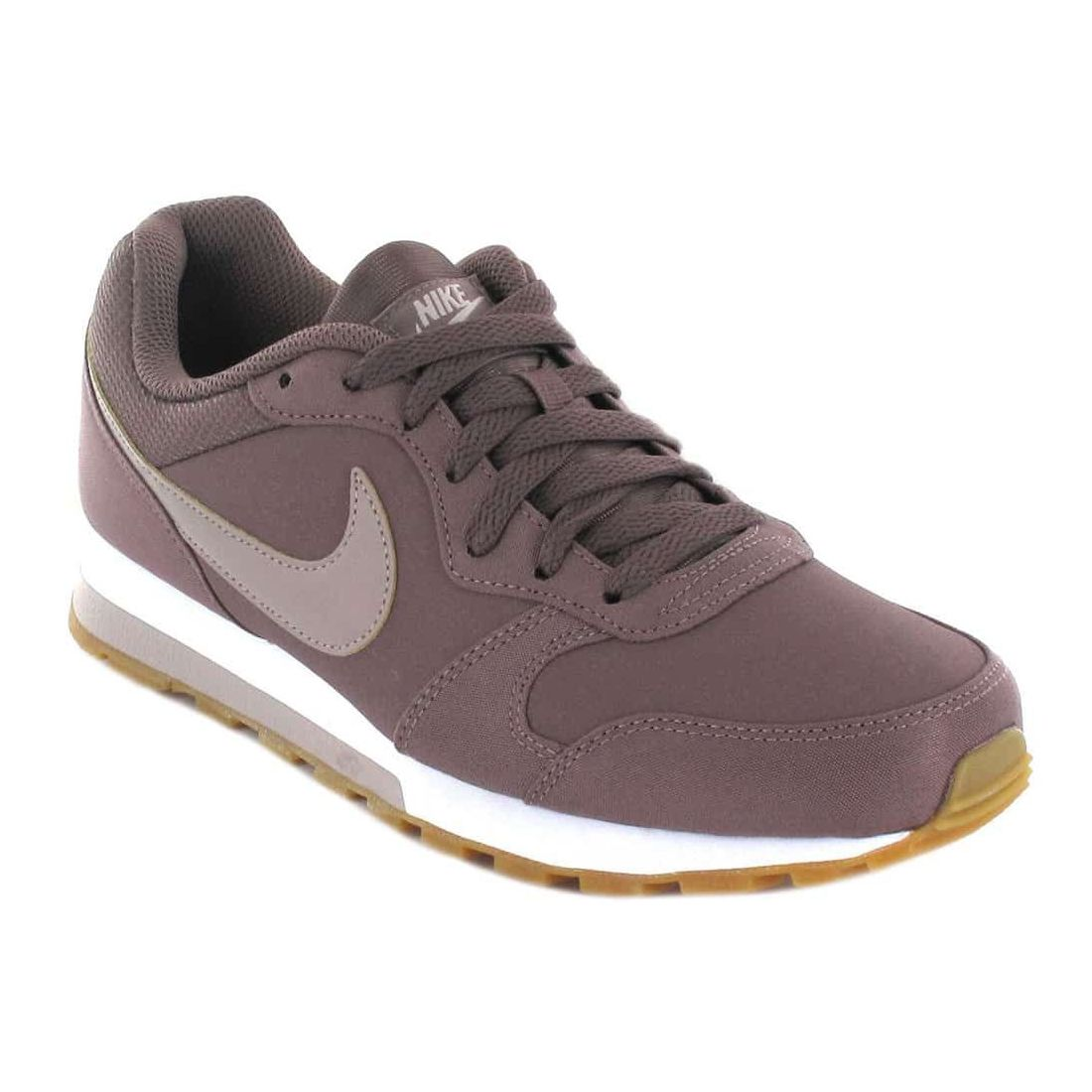 Nike MD Runner 2 W AQ9121 203 Nike Shoes Women's Casual Lifestyle Sizes: 37,5, 38, 39, 40, 41; Color: garnet