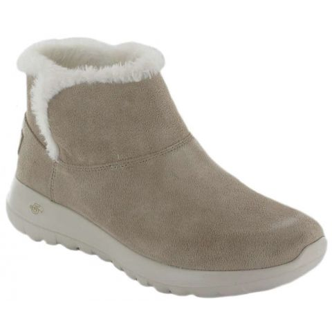 Skechers On The GO Joy Bundle Up Skechers Calzado Casual Mujer Lifestyle Tallas: 37, 38, 39, 40, 41; Color: beige