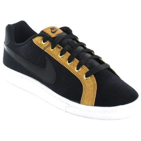 Nike Court Royale Prem W Nike Calzado Casual Mujer Lifestyle Tallas: 37,5, 38, 39, 40, 41; Color: negro