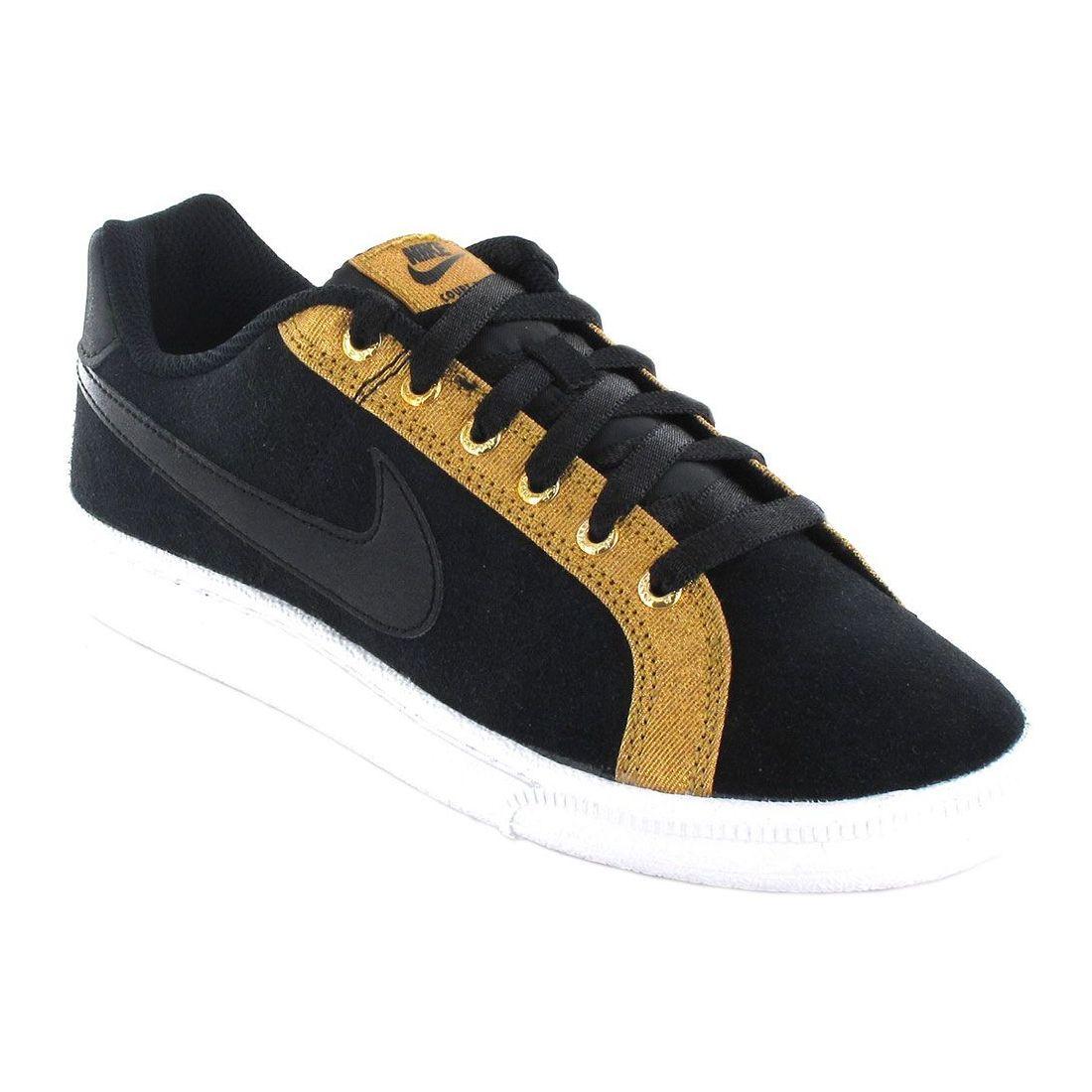 infinito Cuerpo residuo  Calzado Casual Mujer - Nike Court Royale Prem W negro l Todo-Deporte.com