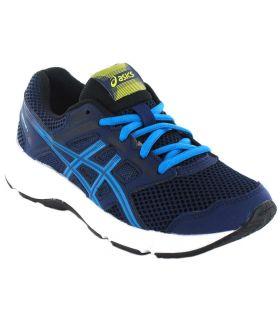 Asics Content Gs Azul Marino Asics Zapatillas Running Niño Zapatillas Running Tallas: 35,5, 36, 37, 37,5, 38, 39, 39,5