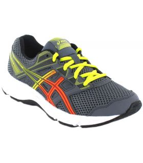 Asics Content Gs Grey Asics Running Shoes Child Running Shoes Running Sizes: 35,5, 36, 37, 37,5, 38, 39, 39,5, 40;