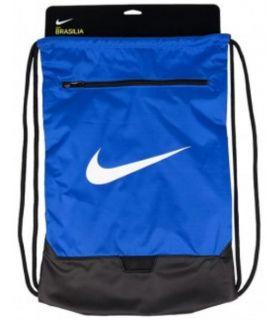 Nike Bolsa Brasilia Gym Sack Azul Nike Mochilas - Bolsas Running Color: azul