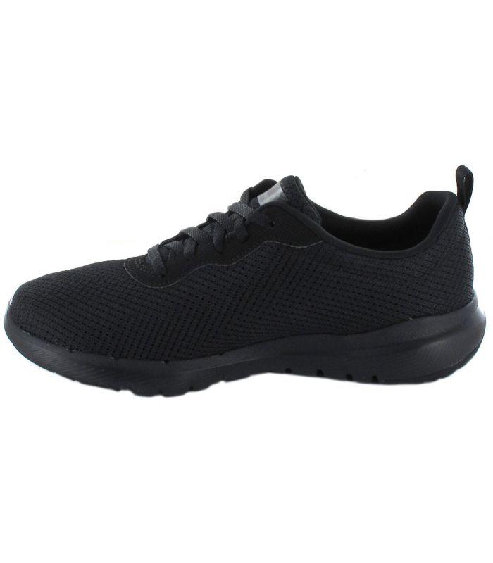 Skechers First Insight Black - Casual Footwear Woman