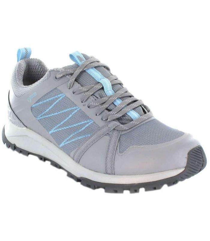The North Face Litewave Fastpack 2 W Gore-Tex Gris The North Face Zapatillas Trekking Mujer Calzado Montaña Tallas: