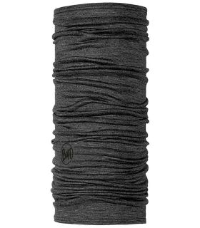 Buff Lightweight Merino Buff Solid Wool Gris Buff Buff Montaña Montaña Color: gris
