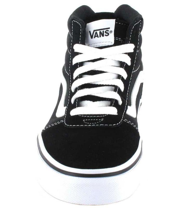 Vans Ward Hi Vans Calzado Casual Hombre Lifestyle Tallas: 41, 42, 43, 44, 45, 46, 40; Color: negro