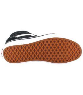 Vans Ward Hi W Vans Footwear Women's Casual Lifestyle Sizes: 35, 36, 37, 38, 38,5, 39, 40, 41; Color: black