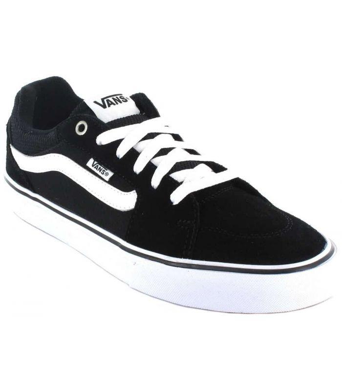 Vans Filmore Black - Casual Footwear Man