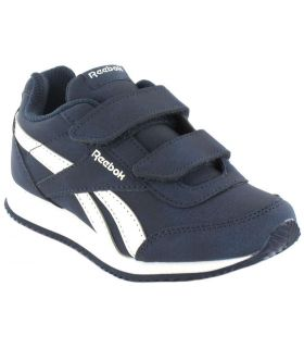 Reebok Royal Classic Jogger 2.0 Velcro Reebok Casual Footwear Lifestyle Junior Sizes: 27,5, 28, 29, 30, 31, 30,5, 31,5