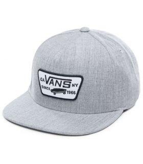 Vans Hat Full Patch Snapback Gris