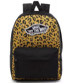 Vans Realm Leopardo Vans Urbanas Mochilas Montaña Color: negro