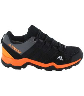 Adidas Terrex AX2R ClimaProof Black Adidas running Shoes Trekking kids Footwear Mountain Carvings: 28, 30, 31, 32, 34, 35
