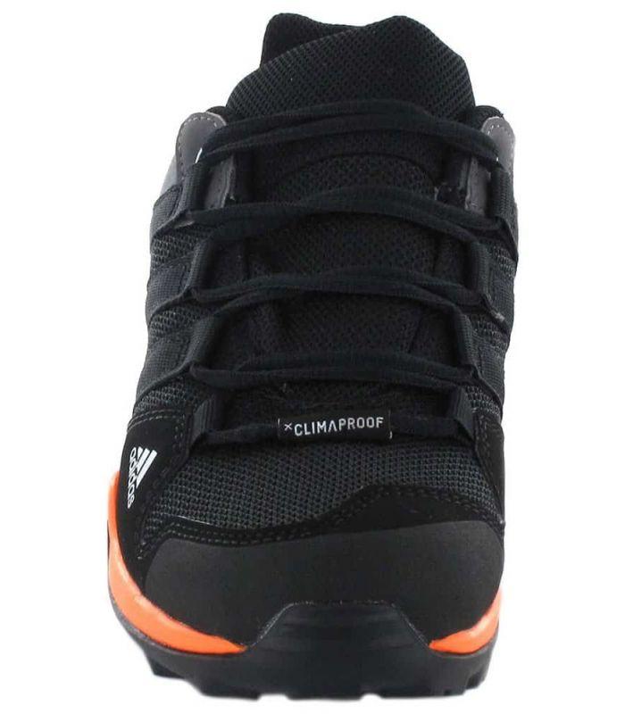 Adidas Terrex AX2R ClimaProof Black - Running Shoes Trek Child