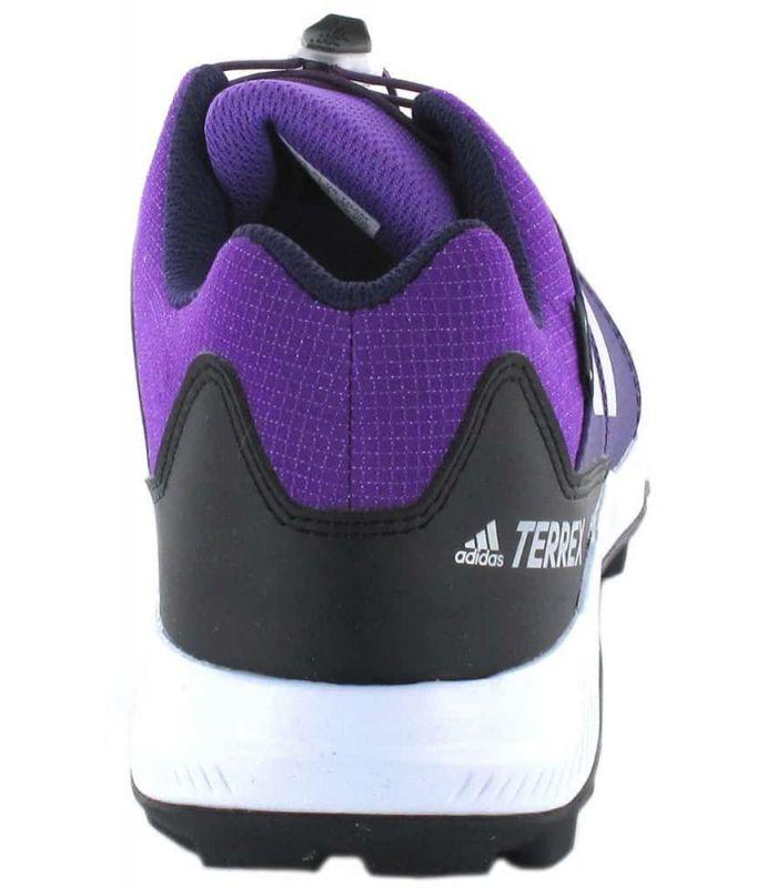 Adidas Terrex Gore-Tex K Morado Adidas Zapatillas Trekking Niño Calzado Montaña Tallas: 35, 36, 36 2/3, 37 1/3, 38, 38