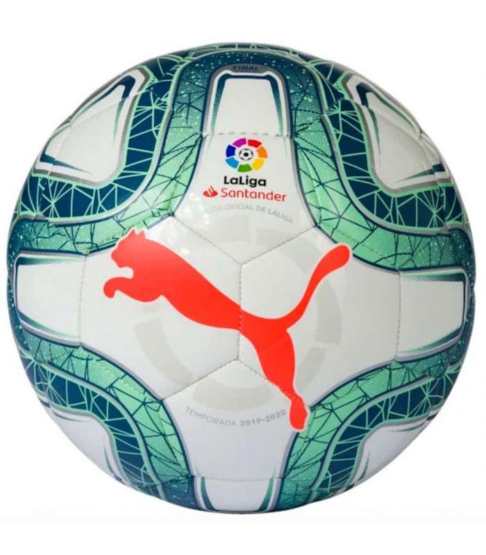 Puma Minibalón La Ligue Puma ballons de soccer, de Football, de Soccer, Couleur: blanc