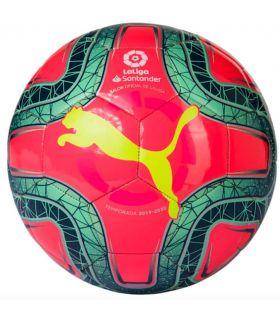 Puma Minibalón La Liga Rosa Puma Balones Fútbol Fútbol Color: rosa