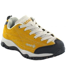 Izas Zorge Jr Gold Honey Izas Running Shoes Trekking Kids Footwear Mountain Sneaker Izas Zorge Jr Gold Honey