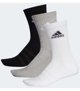 Adidas Calcetines Cushioned Adidas Calcetines Running Zapatillas Running Tallas: 37 / 39, 40 / 42, 43 / 45; Color: gris