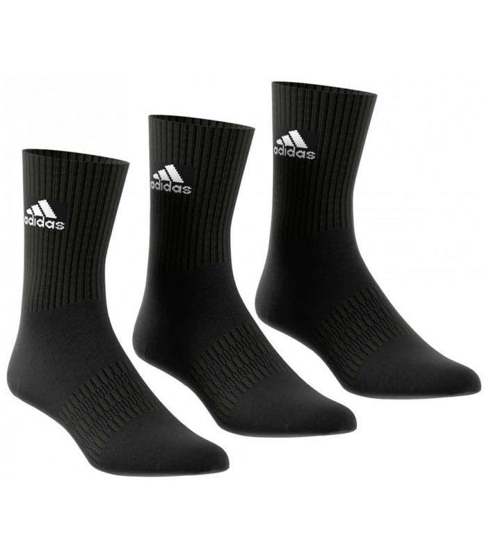 Adidas Calcetines Cushioned Negro Adidas Calcetines Running Zapatillas Running Tallas: 37 / 39, 40 / 42, 43 / 45;