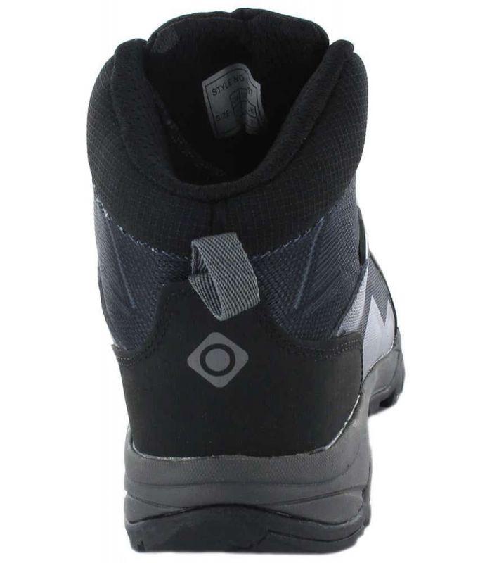 Botas de Montaña Hombre - Izas Goret gris Calzado Montaña