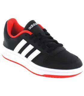 Adidas Hoops 2.0 K Negro