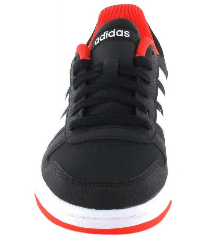 Adidas Hoops 2.0 K Black - Casual Shoe Junior