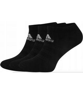 Calcetines Running - Adidas Calcetines Tobilleros Cushioned Negro negro Zapatillas Running
