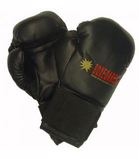 Guantes de Boxeo BoxeoArea 1806 Negro BoxeoArea Guantes de Boxeo Boxeo