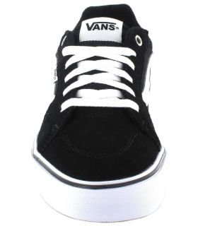 Vans Filmore Black Vans Casual Footwear Man Lifestyle Sizes: 41, 42, 43, 44, 45, 46; Color: black