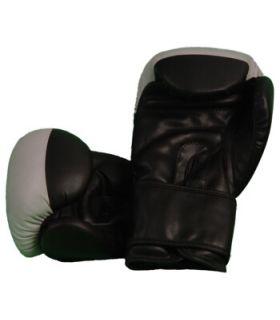 Guantes de Boxeo BoxeoArea 123 BoxeoArea Guantes de Boxeo Boxeo Tallas: 10 oz, 12 oz; Color: negro