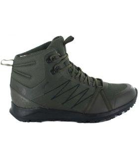 The North Face Litewave Fastpack 2 Mid Gore-Tex Verde The North Face Botas de Montaña Hombre Calzado Montaña Tallas: